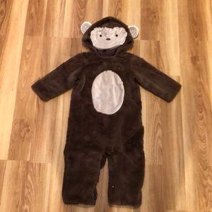 Pattern Barn monkey costume.